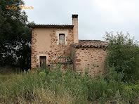 L'edifici nord del mas Francesc. Autor: Carlos Albacete