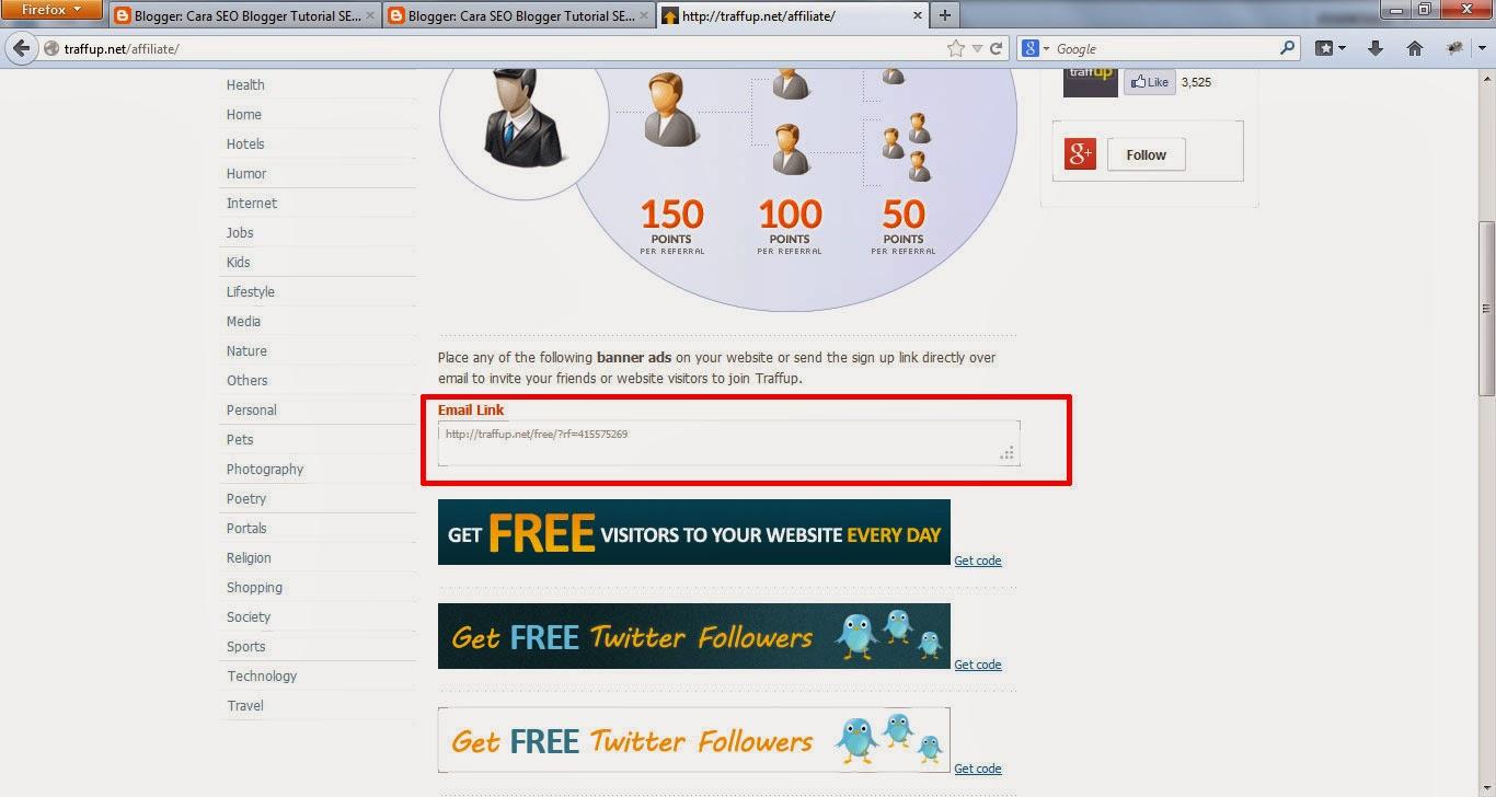 Cara Cepat Menambah Followers Twitter Tanpa Follow Back - 8