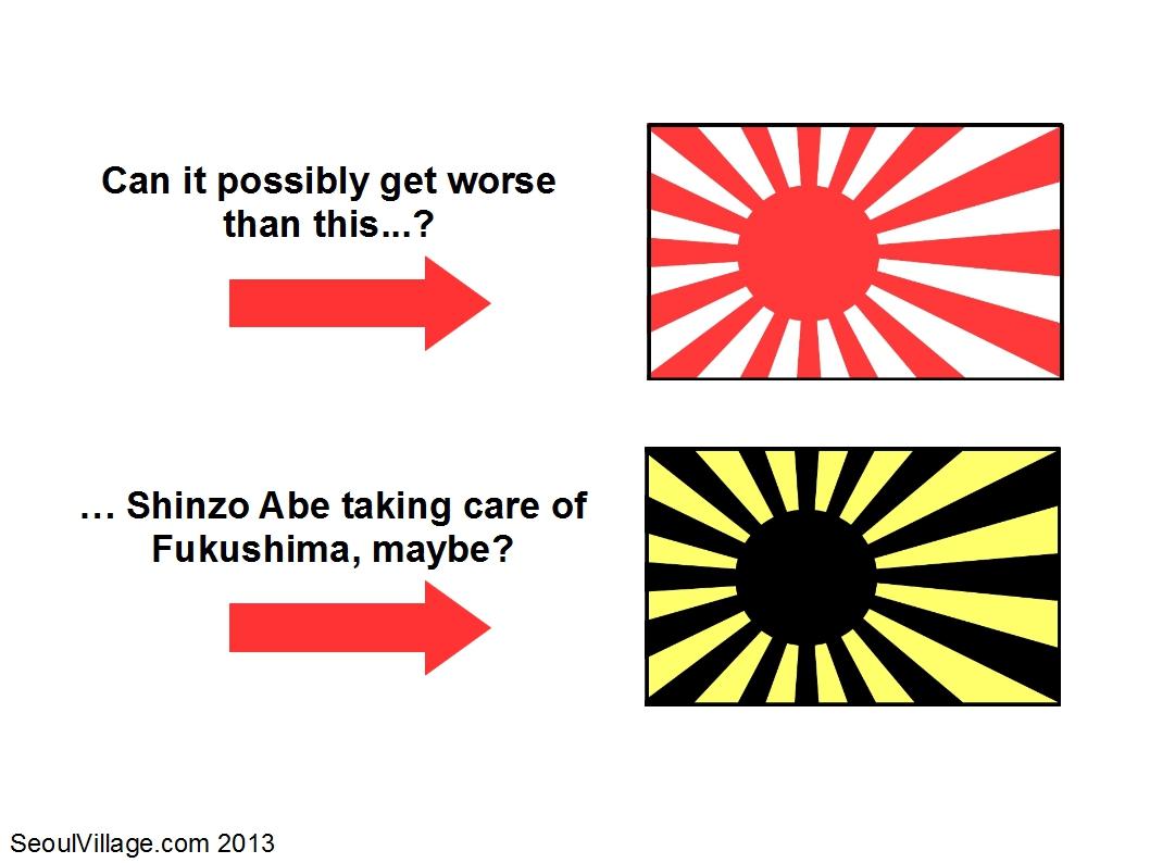 the rising sun flag brought shame upon japan ban it