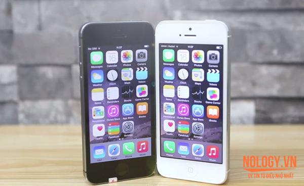 Mua iPhone 5S lock, iPhone 5 lock cần biết những điều gì?