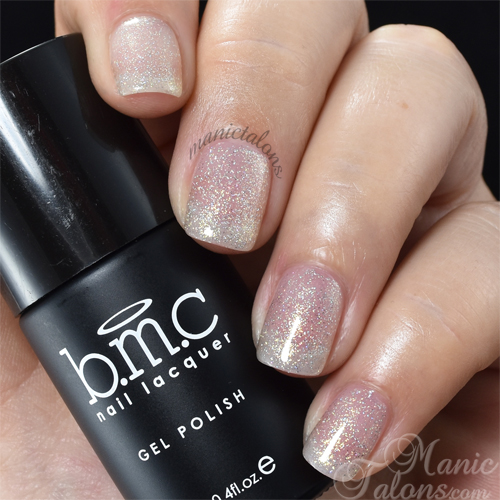 BMC Gel Polish Glass Slipper Swatch