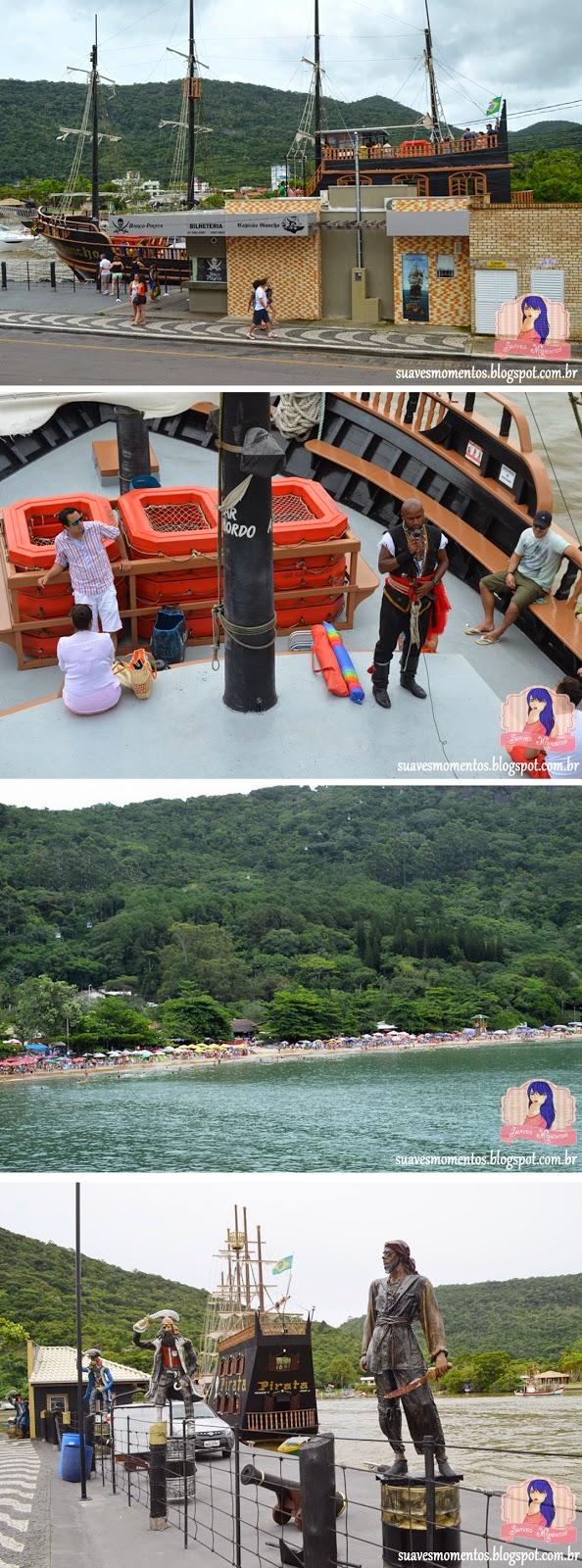 barco pirata balneario camboriu