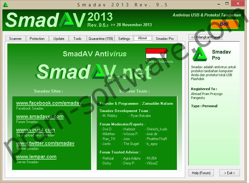 What's New In SmadAV 2013 Rev. 9.4.1 :