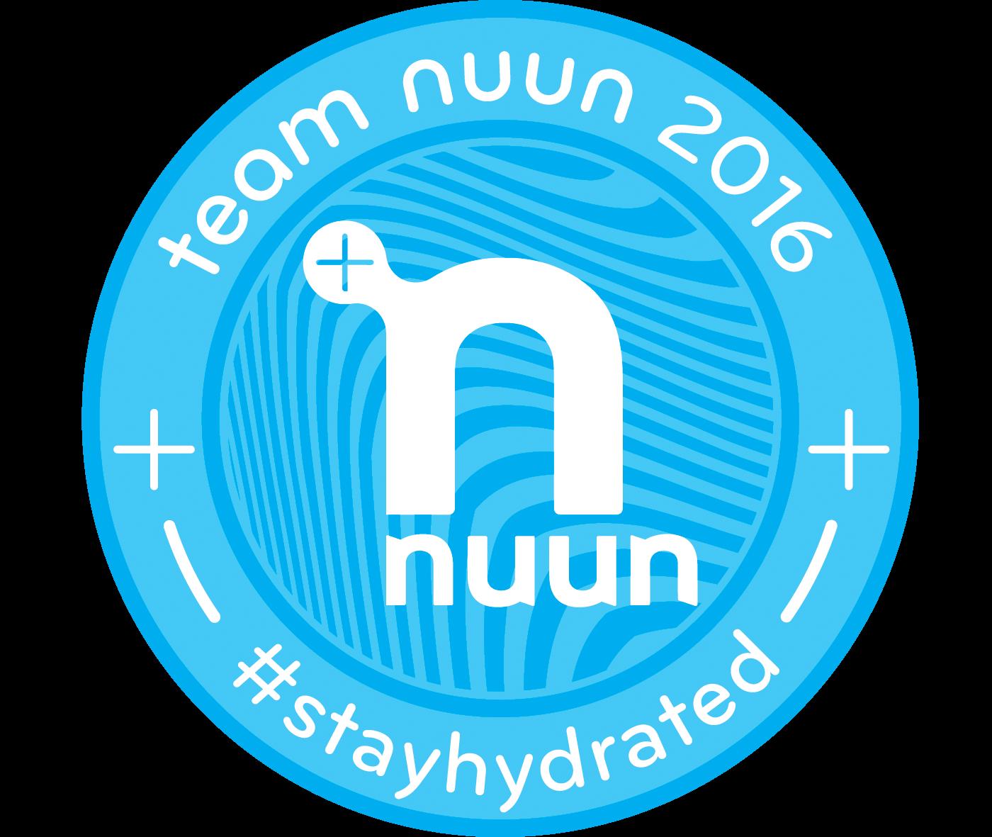 Team Nuun 2016!