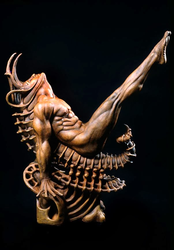 Sculpture Blog, Click Below