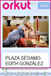 Plaza Sésamo-Edith González