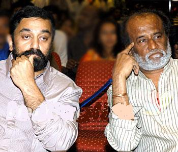Rajinikanth Supports Kamal