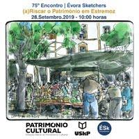 75º Encontro ÉSk | (a) Riscar o Património em Estremoz