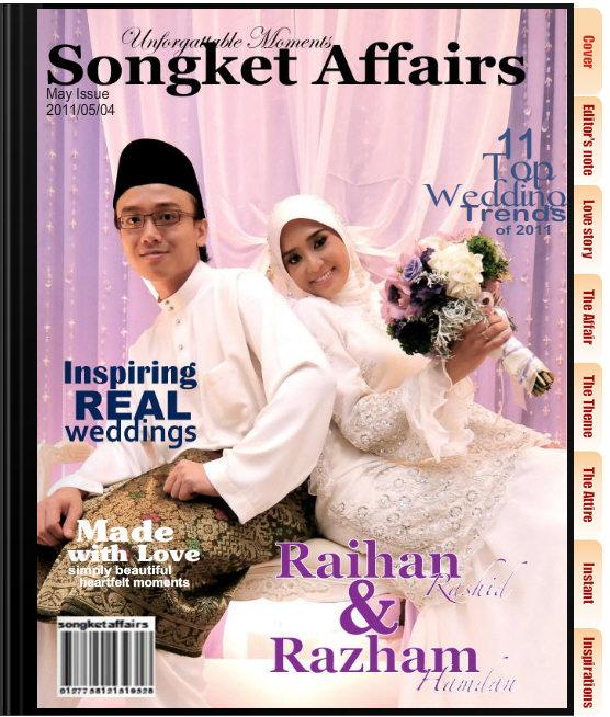 Inspiration Songket Affairs: Inspiration Songket Affairs : May 2011