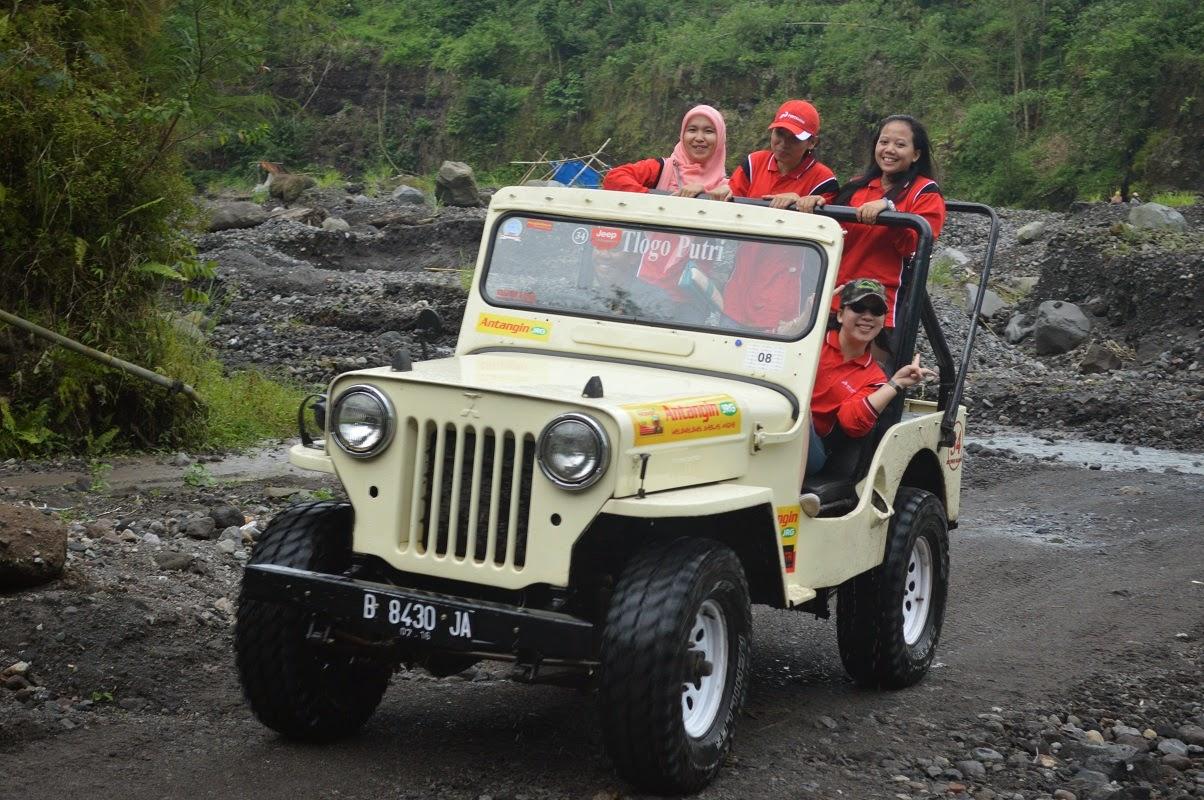 Outbound Jogja, Paintball Jogja, Arung Jeram Magelang, Lava Tour Merapi