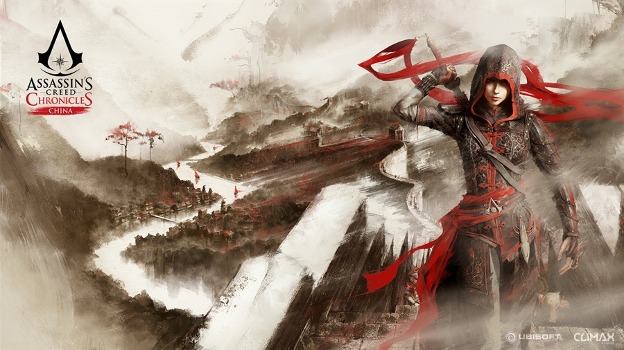 Assassin's Creed Chronicles China Poster