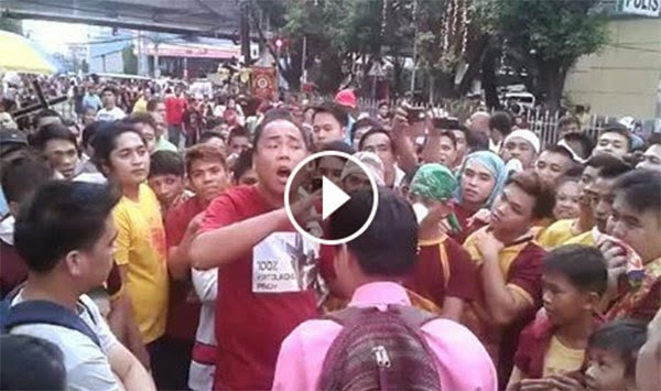 Debate Black Nazarene Devotee vs Street Preachers