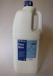 Pury Blue - 2-Liter-Flasche