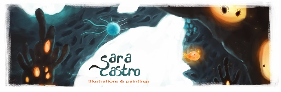 Sara Castro *ilustradora*