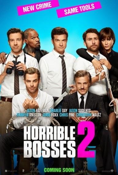 Bộ Ba Siêu Bựa - Horrible Bosses 2 - 2014