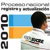 REGISTRO Y ACTUALIZACIN DE DATOS