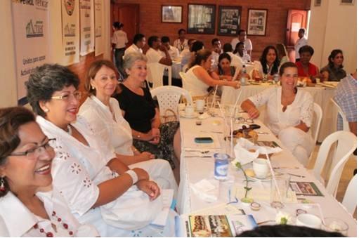 En la XIX Asamblea de Actuar Por Bolívar nos hicimos presentes