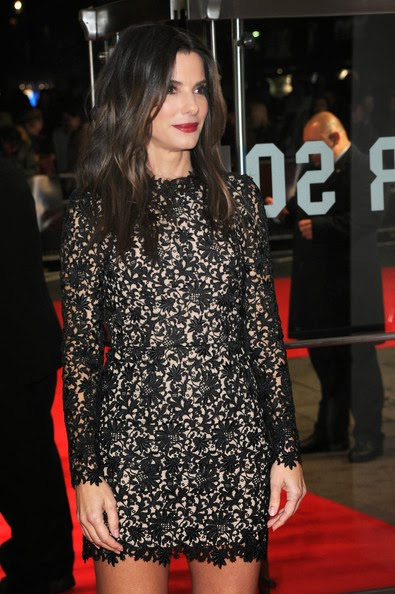 Sandra Bullock Hairstyle
