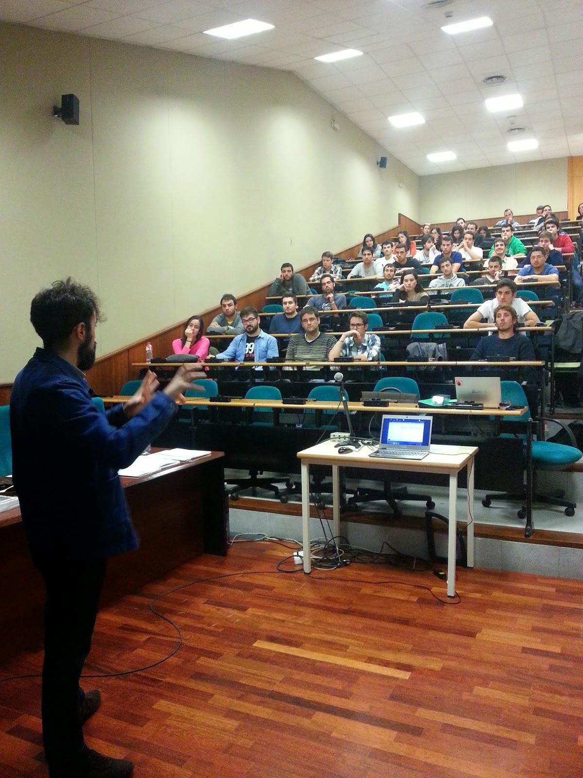 Gidai group conferencia sobre construcciones industriales for Construcciones industriales