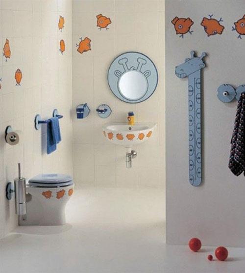 Làm đẹp phòng tắm bằng những cách độc đáo