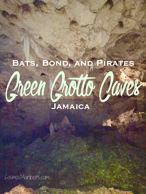 Bats, Bond, and Pirates: Green Grotto Caves, Jamaica | CosmosMariners.com