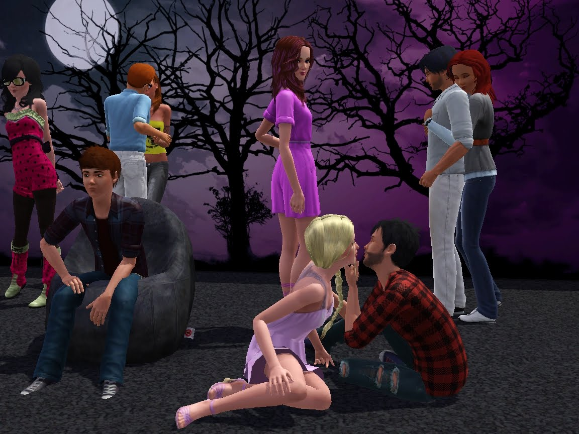 Friends (A Sims 3 Story)