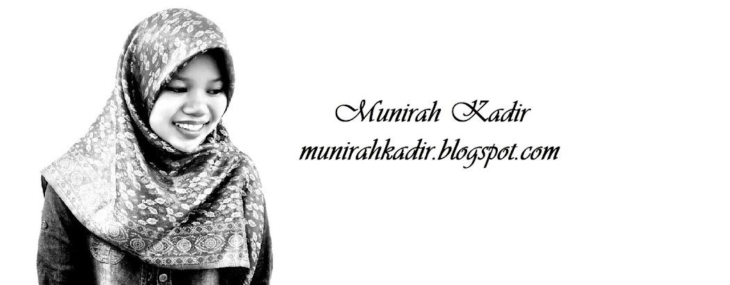 MUNIRAH KADIR
