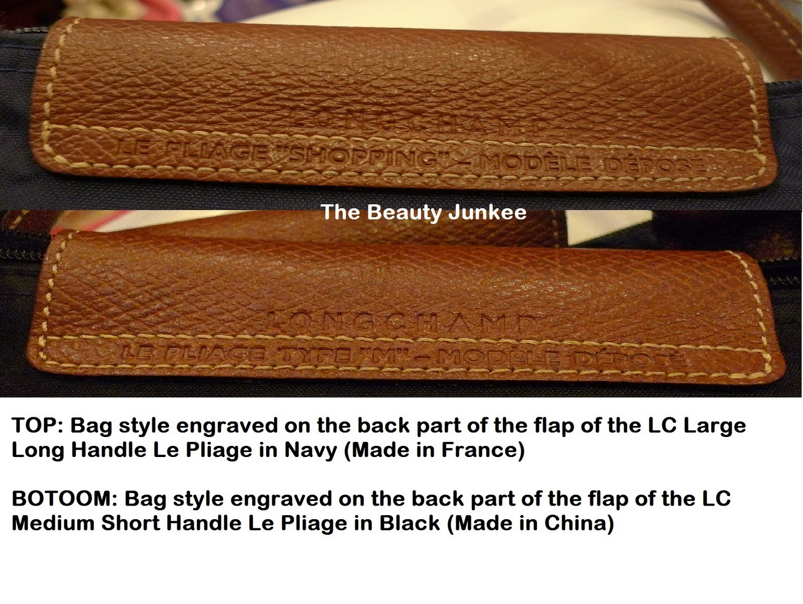 dff6465cb5ea ON FRENCH AND CHINESE LE PLIAGES+AUTHENTICATE YOUR LE PLIAGE