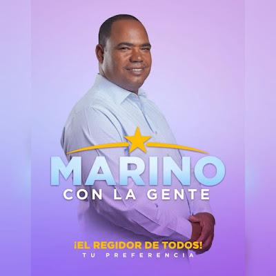MARINO CON LA GENTE