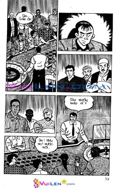 Jindodinho - Đường Dẫn Đến Khung Thành III Tập 57 page 40 Congtruyen24h