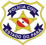 BRASÃO DA POLÍCIA CIVIL DO PARÁ