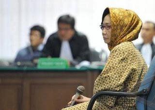 Berita terkini kasus nunun nurbaeti hukuman nunun nurbaeti