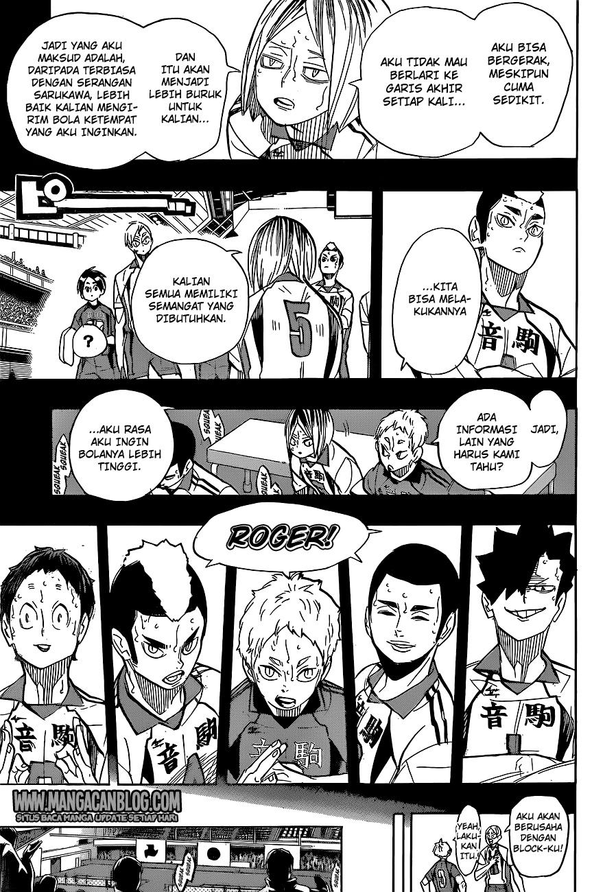 Haikyuu!! Chapter 268-2