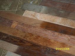900 sq. ft. heart of pine flooring - SOLD!