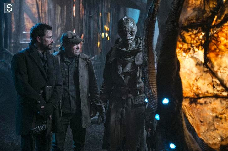 Falling Skies - Drawing Straws - Review