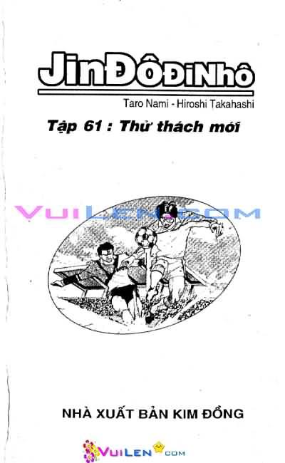 Jindodinho - Đường Dẫn Đến Khung Thành III Tập 61 page 1 Congtruyen24h