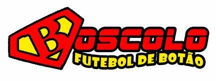 BOSCOLO FUTEBOL DE BOTÃO
