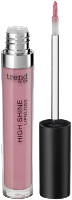 Preview: Die neue dm-Marke trend IT UP - High Shine Lipgloss 020 - www.annitschkasblog.de