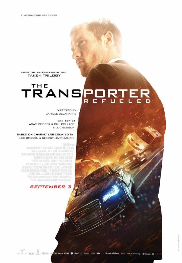 ตัวอย่างหนังใหม่ : The Transporter Refueled  ซับไทย poster 3