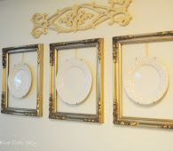 Trio of Frames and Plates