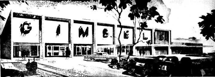 Museum: Department Gimbels. Store The Wisconsin Milwaukee,
