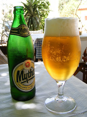 Greek beer, Mythos