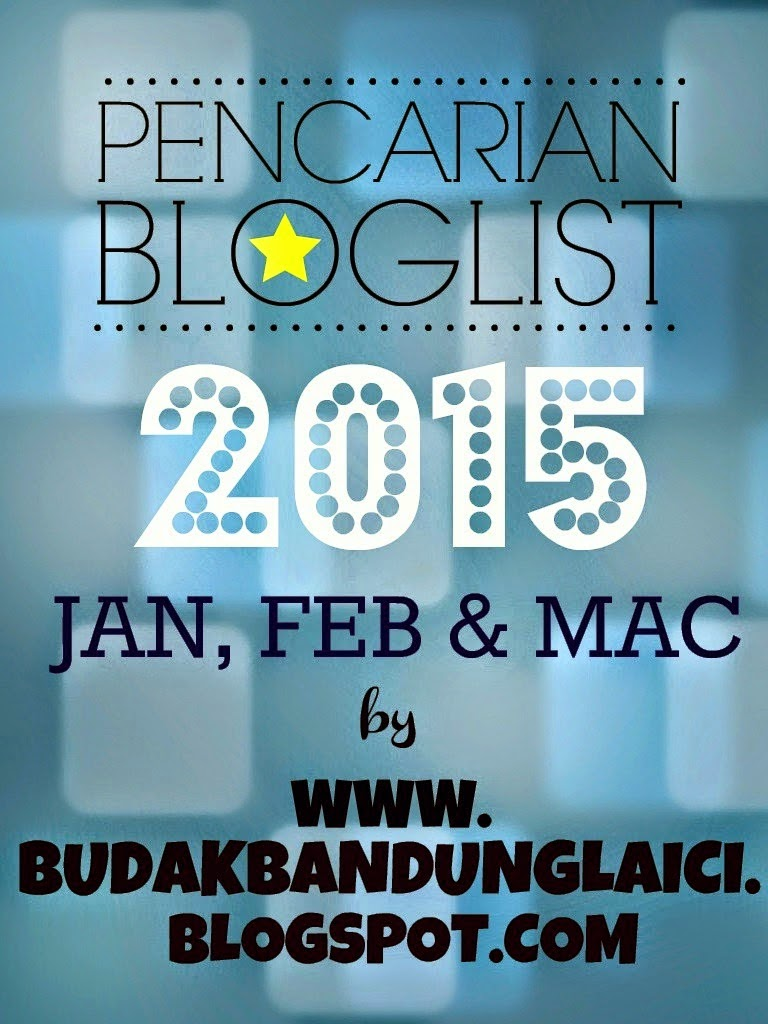 Pencarian Bloglist 2015 By BBL - Contest