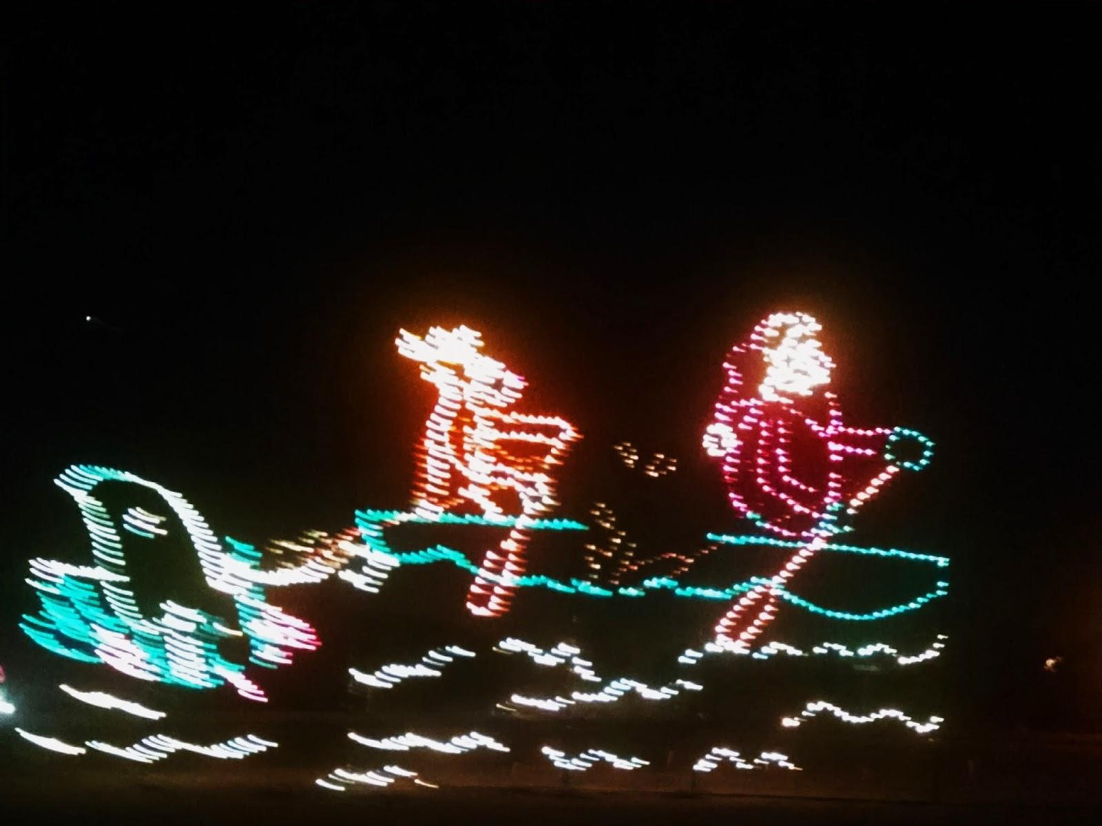 Holiday Lights at Jones Beach