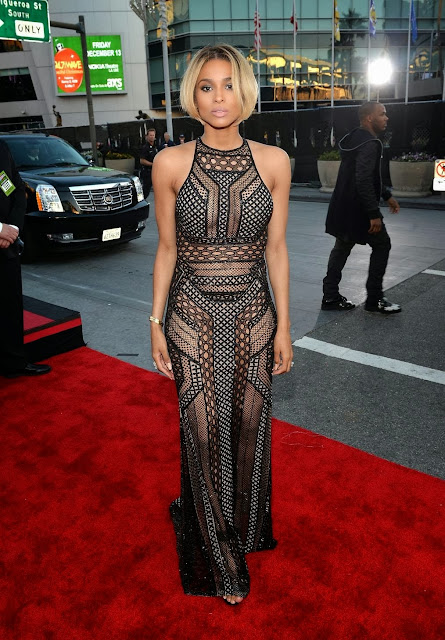 Ciara cut out dress