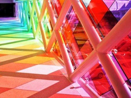 Arquitectura dise o el color en la arquitectura actual - El color en la arquitectura ...
