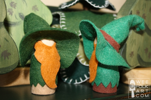 Free Felt Patterns And Tutorials Gorgeous Free Gnome Patterns