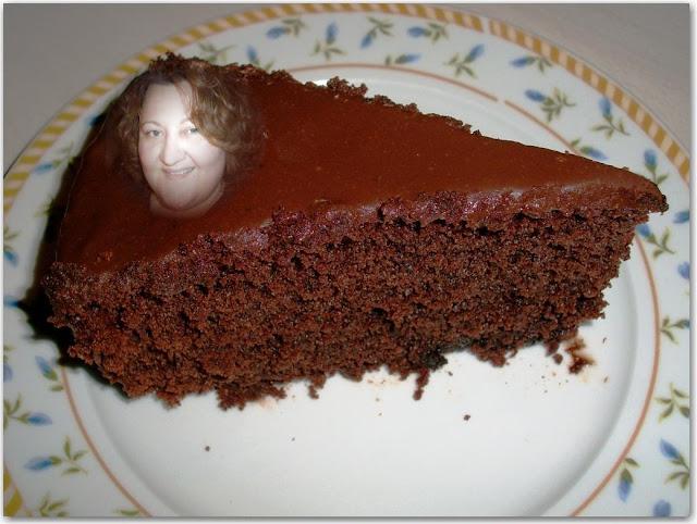 «Αραπίνα» με σοκολατένια επικάλυψη