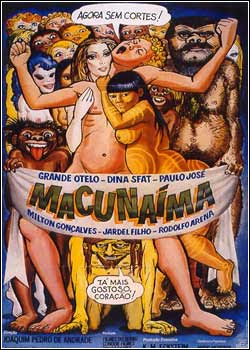 Macunaíma – DVDRip RMVB Dublado (SEM CORTES) download baixar torrent