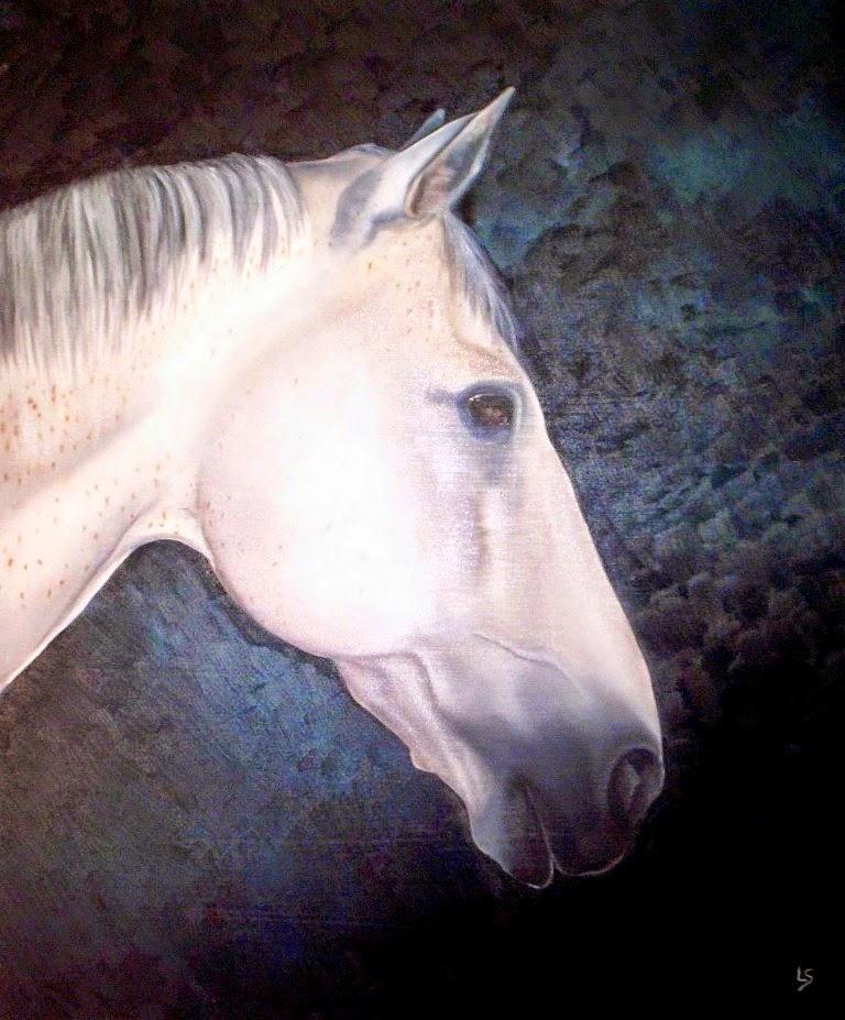 pinturas-de-caballos-oleo